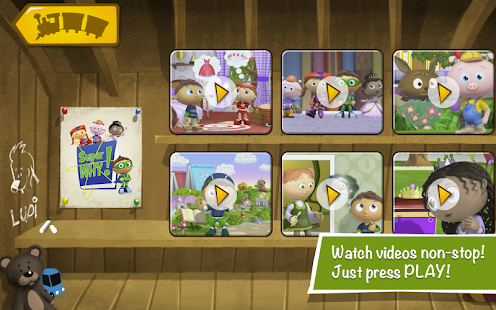 PlayKids - Videos and Games! - screenshot thumbnail