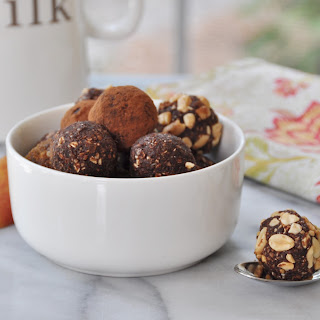 Amazing Breakfast Balls