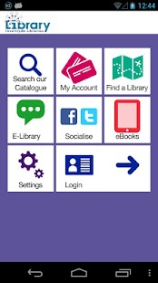 Inverclyde Libraries- screenshot thumbnail
