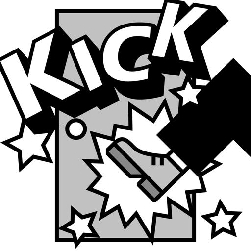 KICK THE DOOR LOGO-APP點子