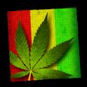 Falling Weed logo