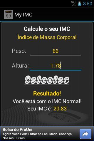 My IMC