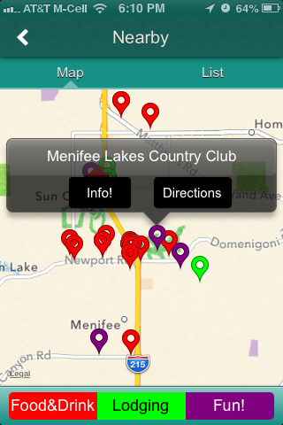 CityByApp® Menifee!- screenshot