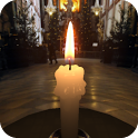 Unity 3D Candle icon