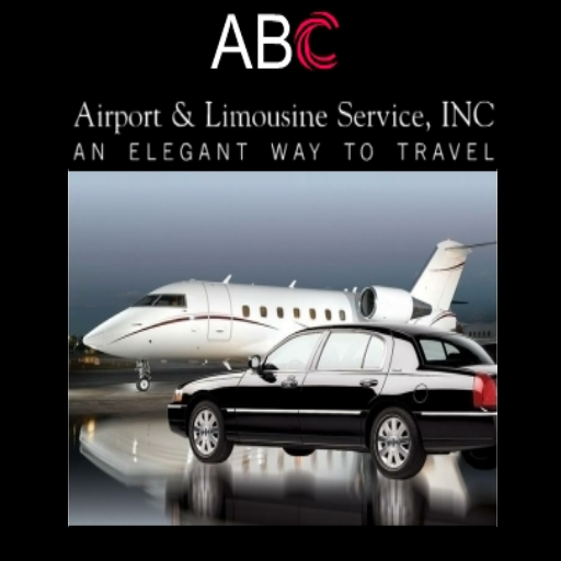 ABC AIRPORT & LIMO SERVICE INC LOGO-APP點子