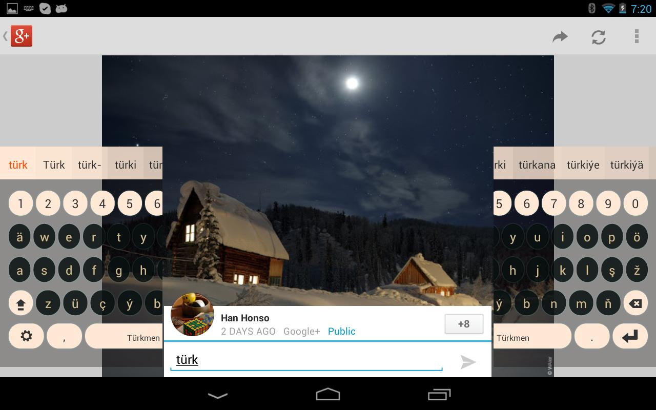 Plugin Türkmen | Turkmen - screenshot
