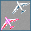 airplane parking game icon