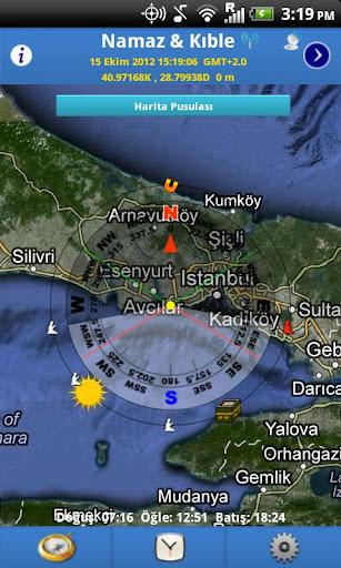 Namaz Kıble