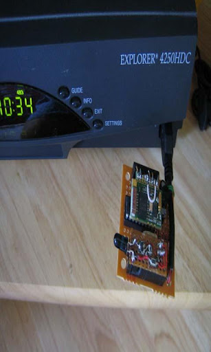 Cable Box Remote Control Screenshot