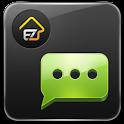 EZ SMS Widget logo