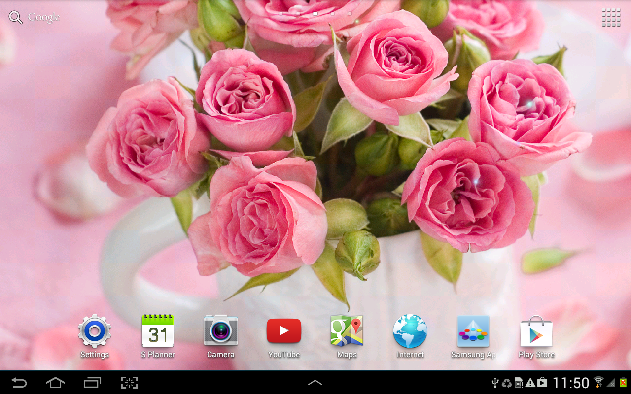 Rose Live Wallpaper Apl Android Di Google Play