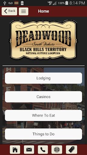 Visit Deadwood