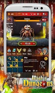 Mighty Dungeons Screenshot