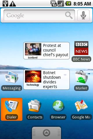 UK & World News- screenshot