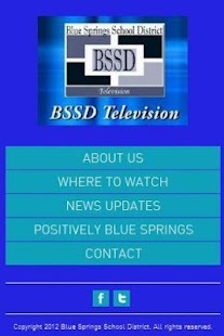BSSD TV - screenshot thumbnail