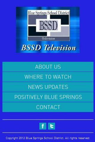 BSSD TV- screenshot