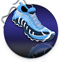 Walk Pedometer - Step Log icon