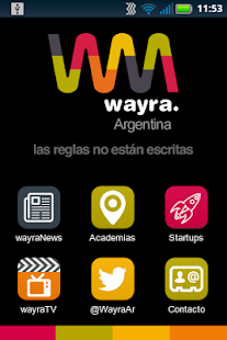 Wayra Argentina - screenshot thumbnail
