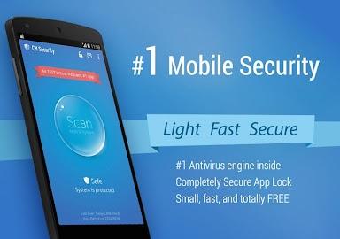 CM Security AppLock Antivirus Screenshot 1