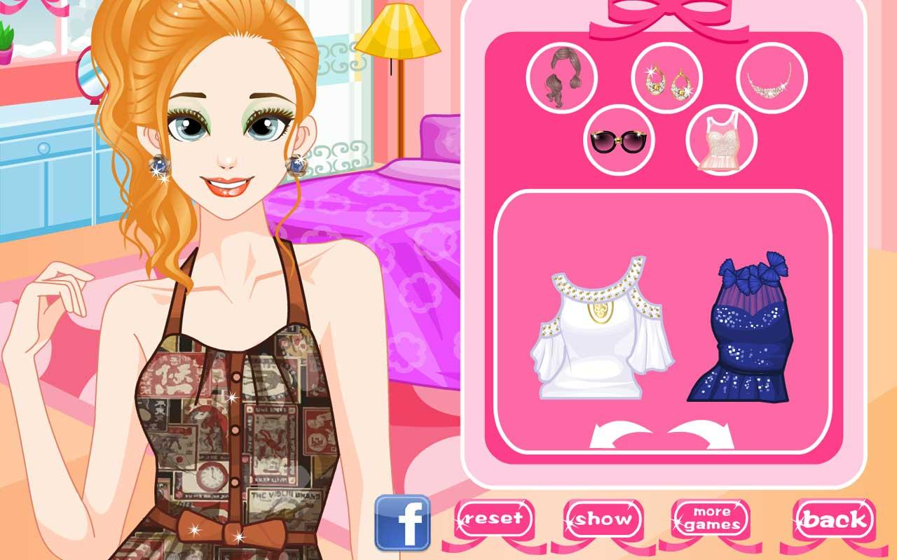 New You Makeover - screenshot