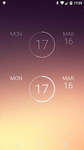 onca Clock Widget v0.6.0