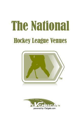 rVenues Pro Hockey Arenas- screenshot