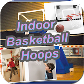 Indoor Basketball Hoops