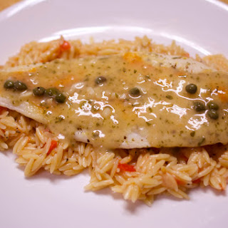 White Fish In White Wine Sauce Recipes.