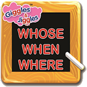 UKG-English - WHOSE WHEN WHERE - Giggles & Jiggles – Apps bei Google ...