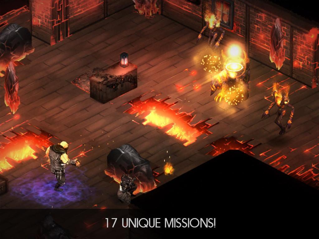 Shadowrun: Dragonfall - DC screenshot #9