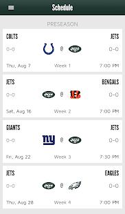 Official New York Jets- screenshot thumbnail