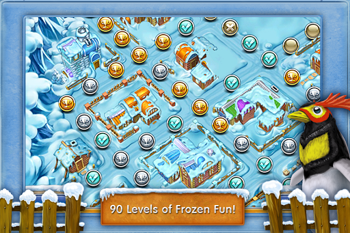 Farm Frenzy 3: Ice Domain Free  screenshots 2