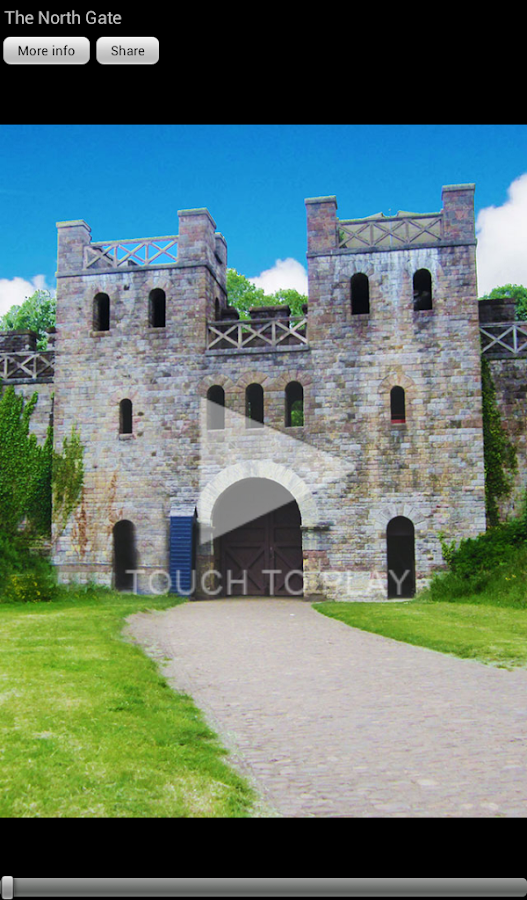Cardiff Castle - Official Tour- screenshot