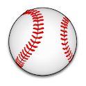 Baseball Analog Clock Widget icon