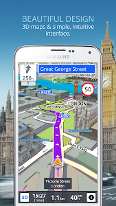 GPS Navigation & Maps Sygic v14.7.1