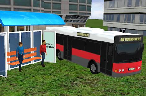 免費公園它巴士模擬器