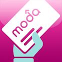Moda Health ecard logo