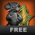 Dinoary Free logo