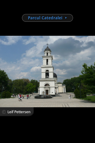 Moldova Travel Guide - screenshot