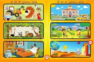 Screenshot of Luca Genius - Preschool