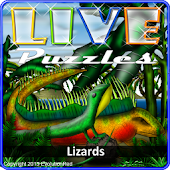 Lizards- Live Puzzles