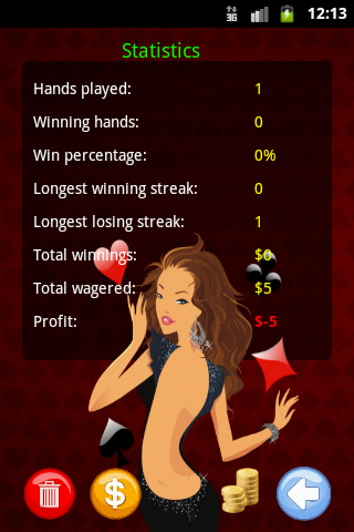 Video Poker Classic [No Ads] - screenshot
