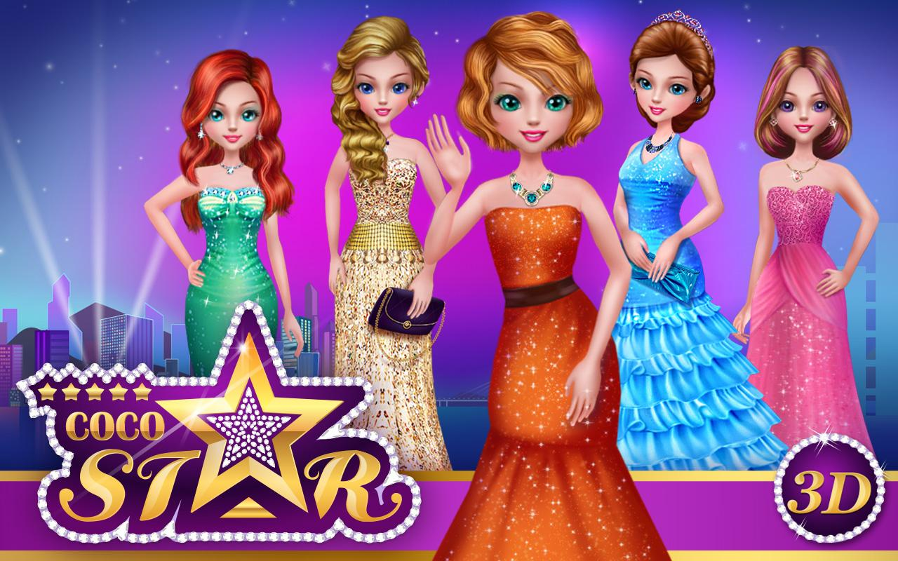 Coco Star Fashion Model Android Apps On Google Play