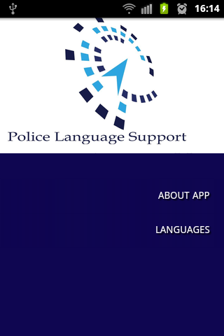 Police Language Support