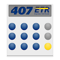 407 Toll Calculator icon