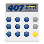 407 Toll Calculator