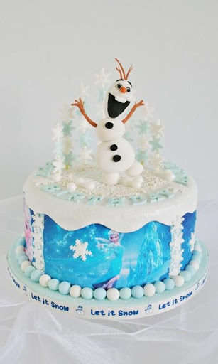 Disney Cake Ideas
