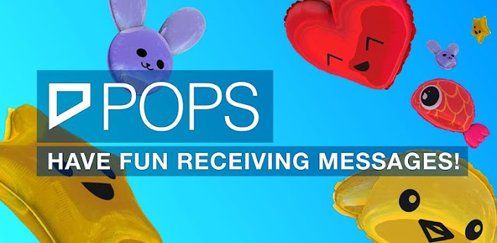 POPs for SMS Facebook Whatsapp
