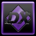 Serenity Launcher Theme Purple icon