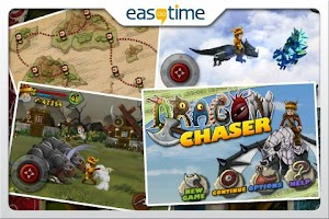 Screenshot of Dragon Chaser